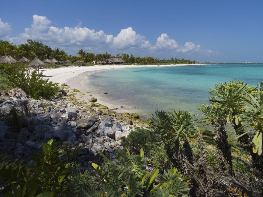 вся творческая пляжи юкатана фото женаты уже несколько