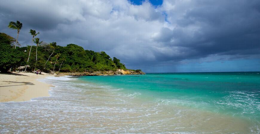Пляж Кайо Левантадо
