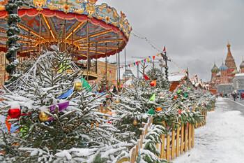 Туристы из каких стран чаще всего посещают Москву на Новый год?