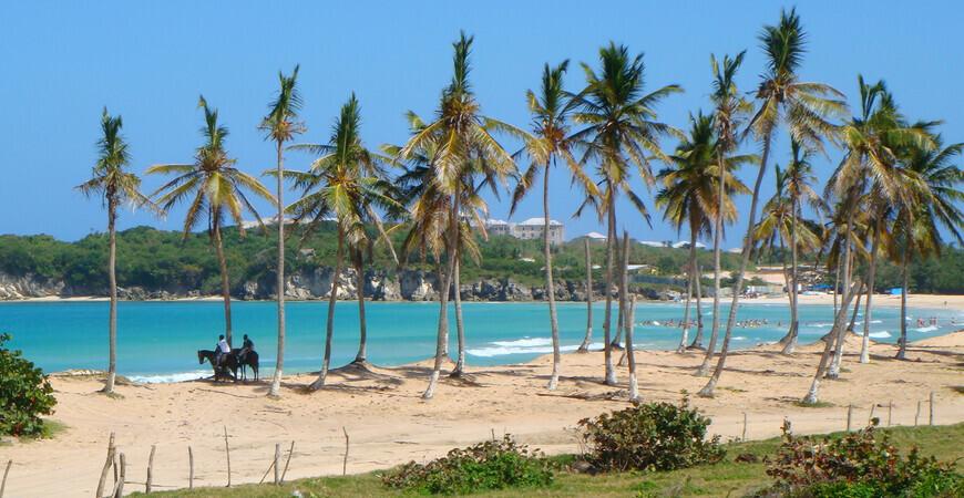Пляж Уверо Альто