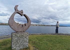 Внутренняя дорога Швеции и погружение в искусство