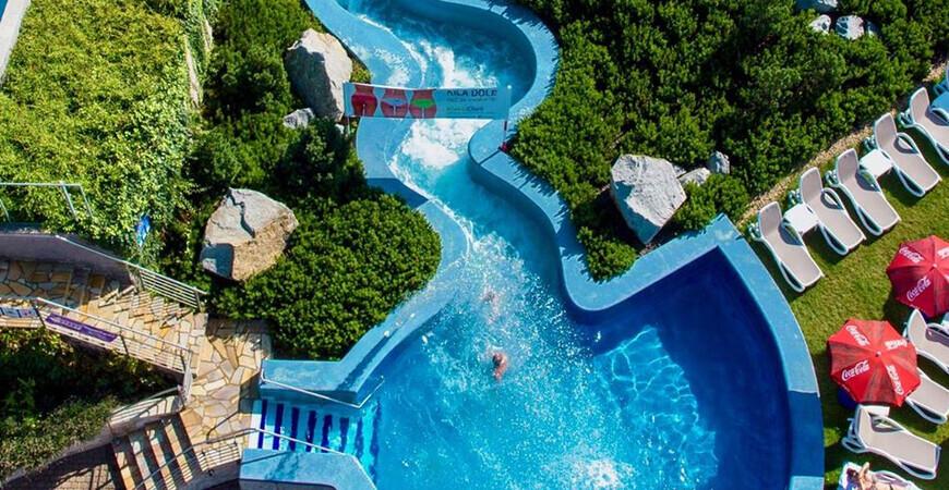 Аквапарк «AquaPalace»
