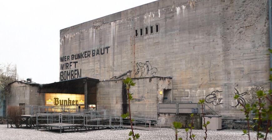 Музей Бункер в Берлине