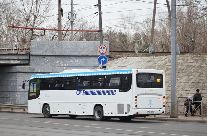 Автобус Стерлитамак — Казань