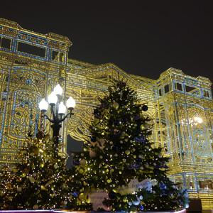 Новогодняя Москва 2019-2020 (продолжение)