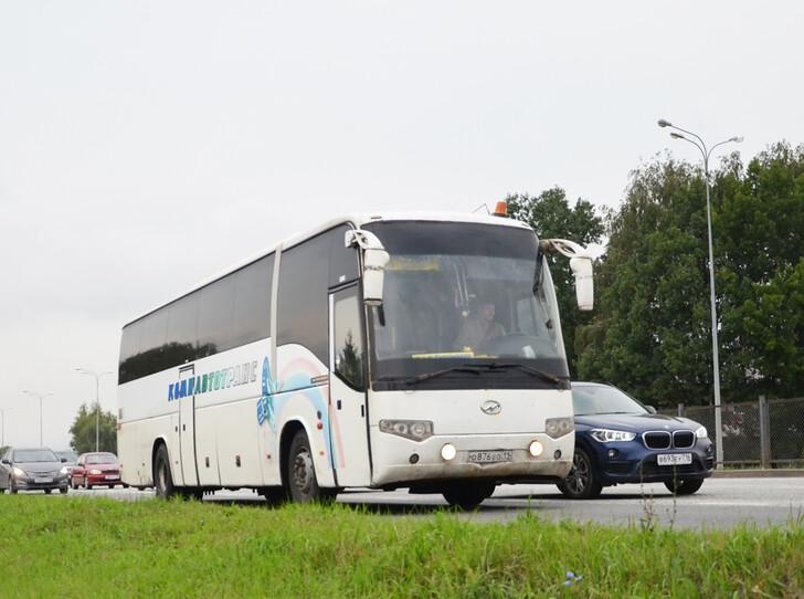 Автобус Сыктывкар — Казань
