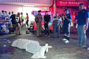В Таиланде турист погиб от взрыва новогодней петарды