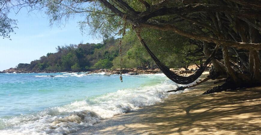 Пляж Ао Киу На Нок (Пакаранг)