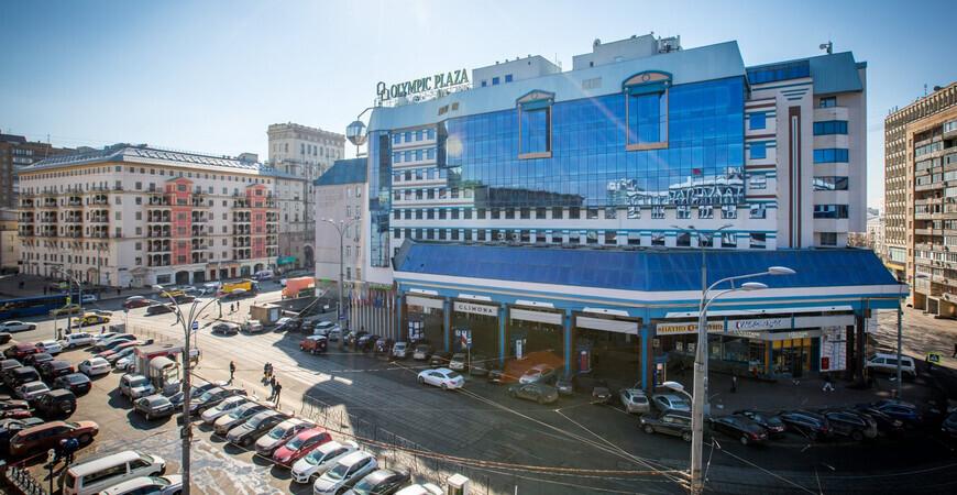 Торгово-офисный центр «Olympic Plaza»