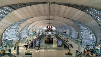 В аэропорту Бангкока арестован турист за угрозу взрыва