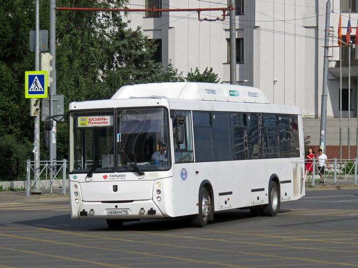 Автобус Казань — Лаишево