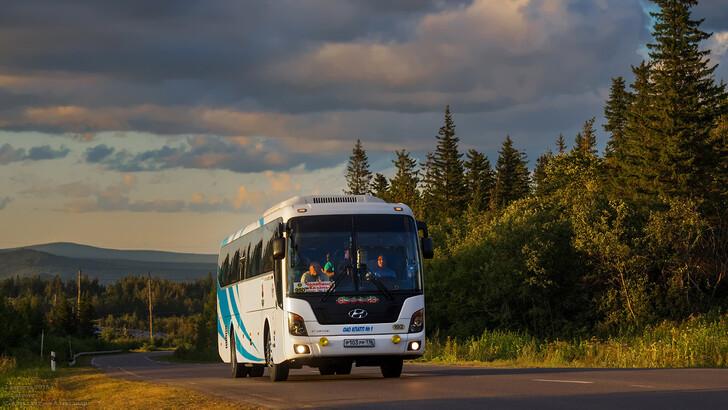 Автобус Челябинск — Казань