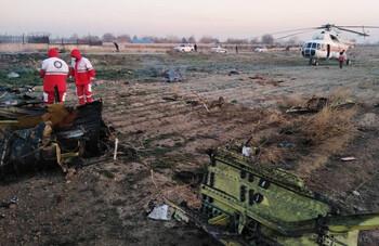 Самолёт Международных авиалиний Украины разбился в Иране: 176 погибших
