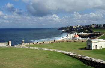 Сильное землетрясение произошло в Пуэрто-Рико