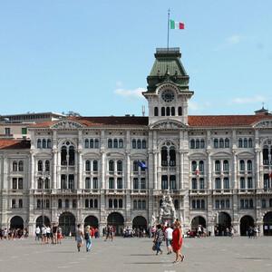 Самостоятельно из Словении в Италию — знакомимся с Триестом