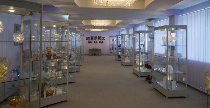 Музей стекла в Саратове
