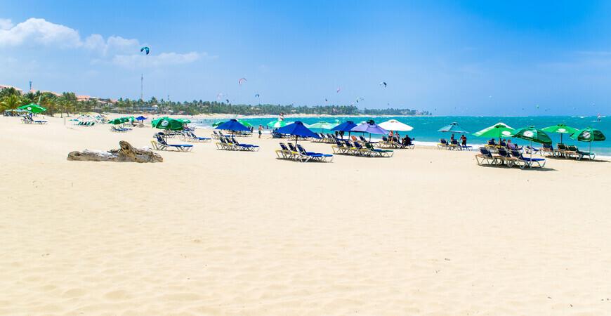 Пляж Кабарет