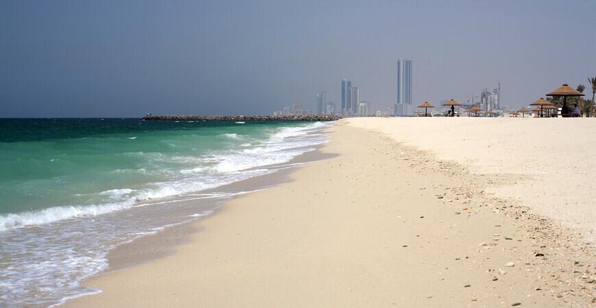 Пляж Шарджа (Аль Корниш)