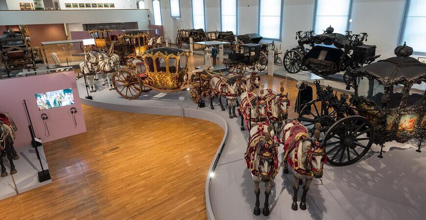 Музей карет в Вене