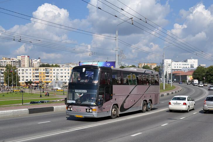 Автобус Воронеж — Белгород