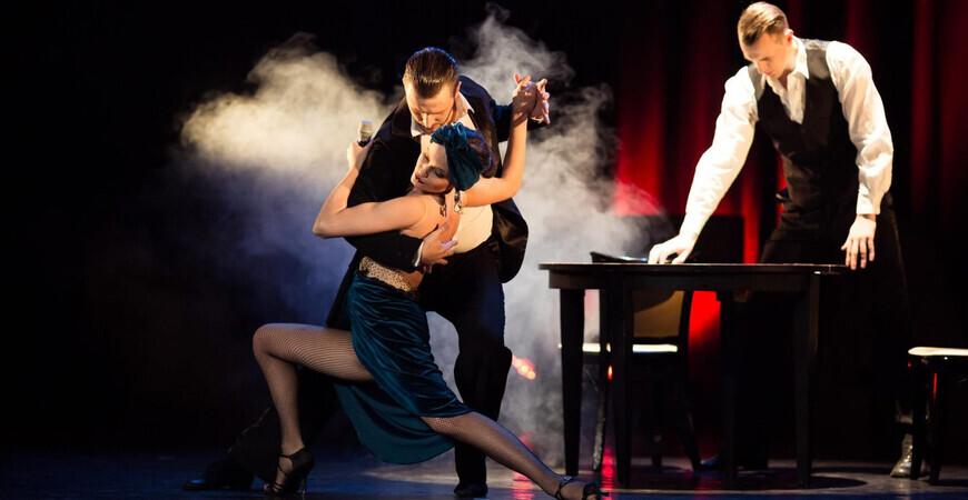 Театр танго в Вильнюсе
