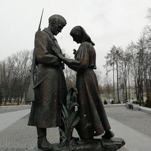 Музей истории Великой Отечественной войны в Минске. Часть 1