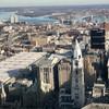 Вид со смотровой площадки Liberty 1. Филадельфия - первая столица США, обзорная индивидуальная экскурсия с Ярославом Бондаренко.