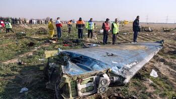 Иран признал, что случайно сбил украинский самолёт