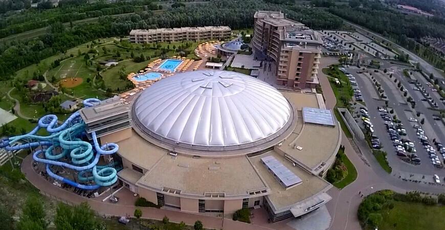 Аквапарк «Aquaworld»