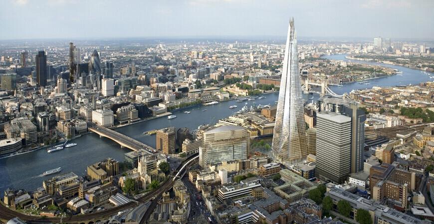 Небоскреб «Осколок»<br/> в Лондоне