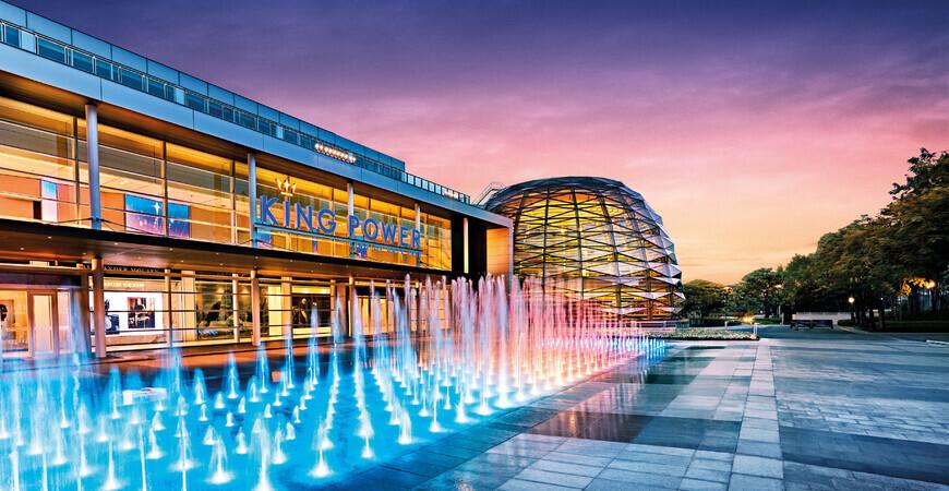 Дьюти фри в Паттайе (King Power Duty Free Pattaya)