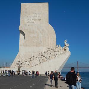 Откуда уходили корабли. Белем. Лиссабон