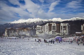В горах Сочи пройдёт Всемирный день снега