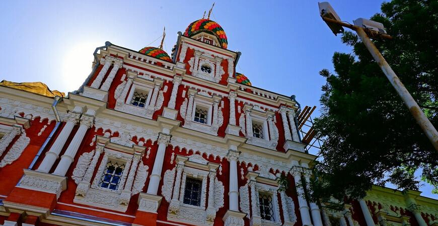Рождественская церковь <br/> в Нижнем Новгороде