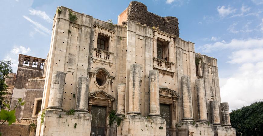 Церковь Святого Николая в Катании
