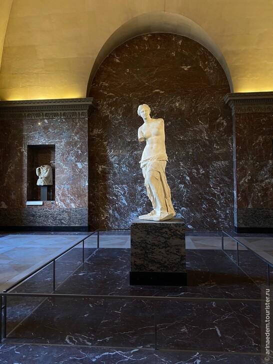 Как минимизировать время в очереди в Лувр