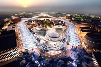 В Дубае предлагают бесплатные автобусные экскурсии по территории Expo 2020