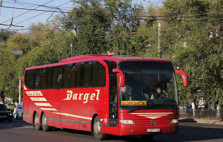 Автобус Воронеж — Борисоглебск