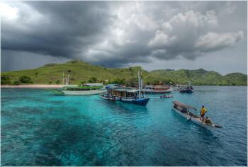 Два острова в Индонезии ушли под воду из-за потепления климата