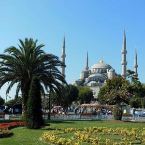 Величественный Стамбул
