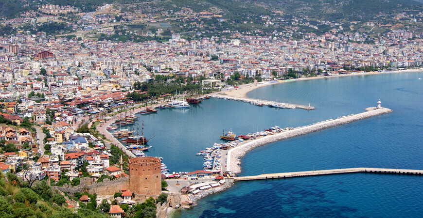Порт Алании