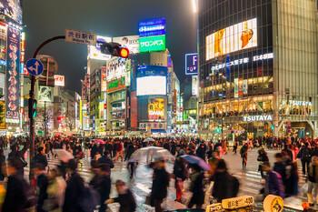 Турпоток из РФ в Японию установил рекорд
