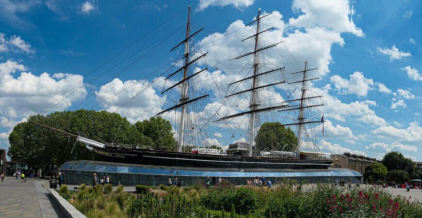 Музей-корабль «Катти Сарк»