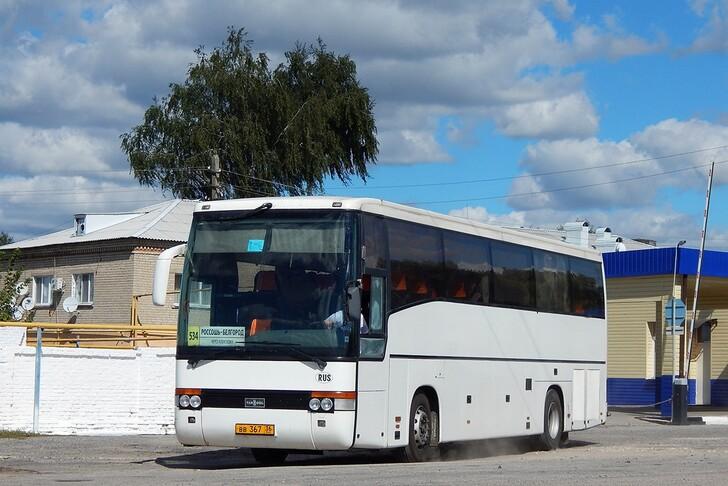 Автобус Воронеж — Россошь