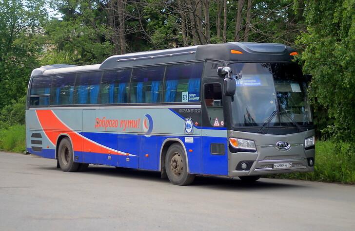 Автобус Екатеринбург — Златоуст