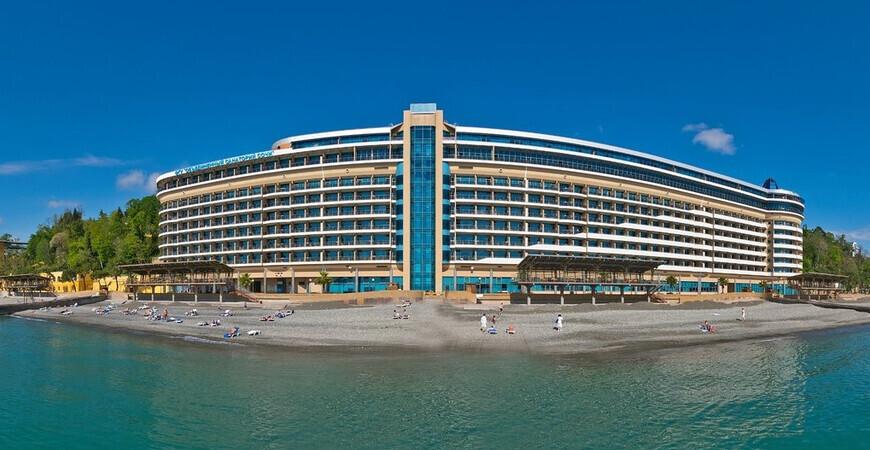 Пляж санатория «Сочи»