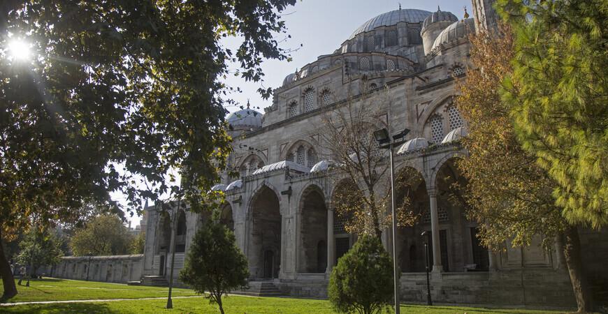 Мечеть Шехзаде (Sehzade Mehmet)