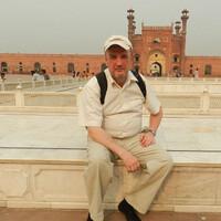 Пакистан. Ч - 2. От гуннов до Великих Моголов. Мечеть Бадшахи