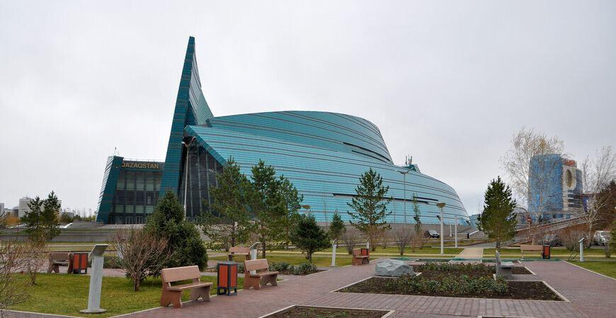 ЦКЗ «Казахстан» (ЦКЗ «QAZAQSTAN»)