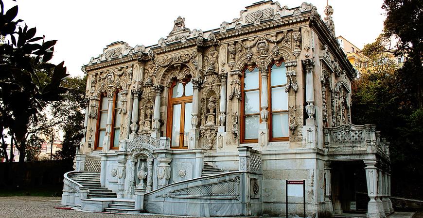 Дворец Ыхламур (Ihlamur Pavilion)